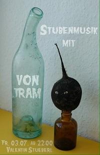 Stubenmusik mit VonTram
