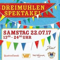 Dreimühlen Spektakel 2017